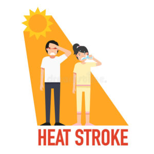 heat-stroke-vector-illustration-91635321